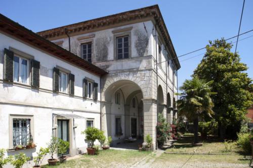 The Villa La Dogana