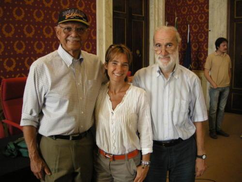The Orsini family original owners of the Villa
