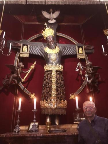 Il Volto Santo of Lucca - the Black Christ