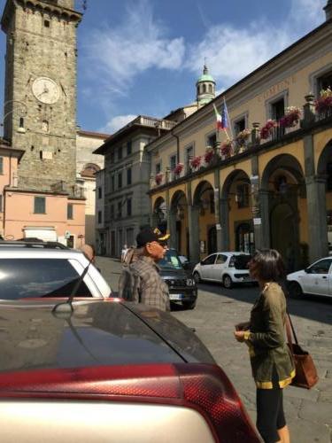 Pontremoli where war ended May 2, 1945